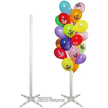 Arbre à ballons plastique