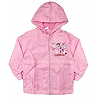My Little Pony Girls Raincoat Waterproof Jacket