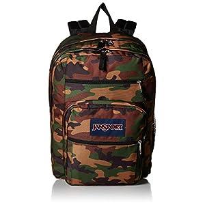 419zgFbCwqL. SS300  - JANSPORT Big Student Backpack Surplus Camo Schoolbag JS00TDN74J9 Rucksack JANSPORT Bags