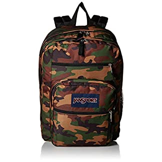 419zgFbCwqL. SS324  - JANSPORT Big Student Backpack Surplus Camo Schoolbag JS00TDN74J9 Rucksack JANSPORT Bags