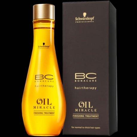 Schwarzkopf Professional Miracle Light Oil Traitement pour Cheveux Fins 100 ml