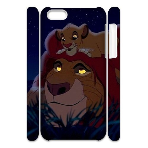 LP-LG Phone Case Of Lion King For Iphone 4/4s [Pattern-6] Pattern-3