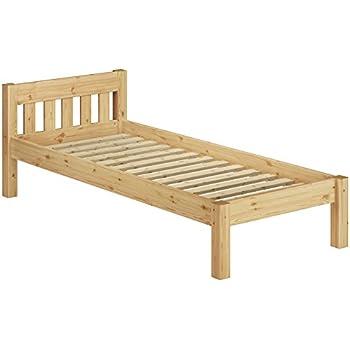 "IKEA Bettgestell ""Fjellse"" Holz-Bett in 90x200 cm aus"