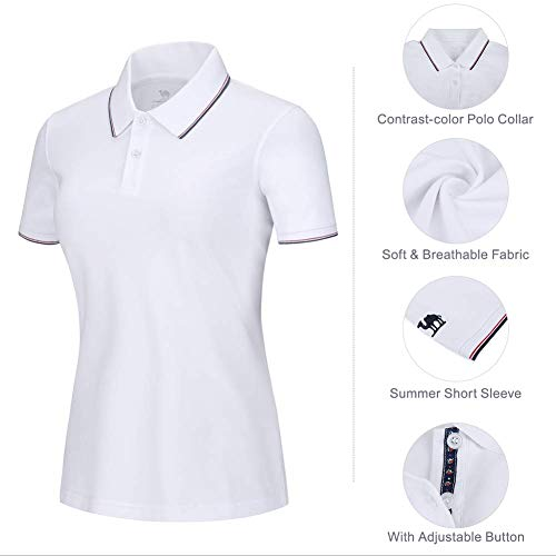 Zoom IMG-2 camel crown polo donna manica