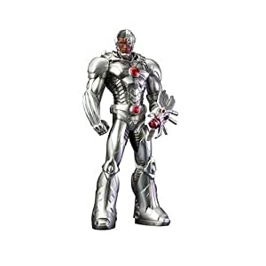 "Kotobukiya ""DC Comics Justice League"" Cyborg New 52 ArtFX+ Statue Figure by Kotobukiya"