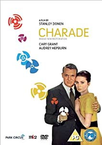 Charade - A Beautiful New Restoration [DVD] [1963]