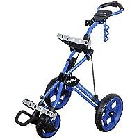 Rovic RV3J - Carro para niños (Unisex, Talla única), Color Azul