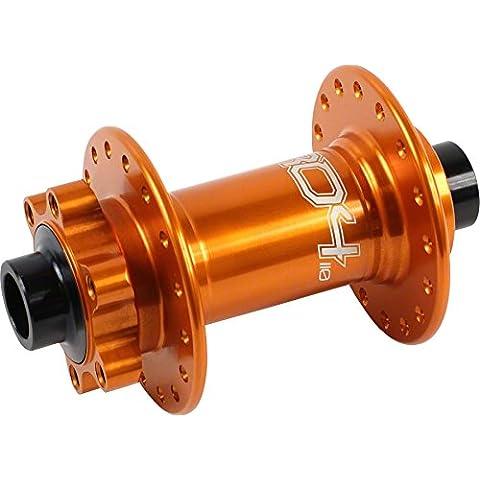Hope Pro 4 Front Hub 110mm X 15mm 32H Orange