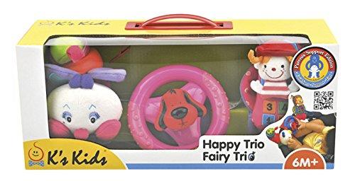 K's Kids - Happy Trio Rosa KA10581