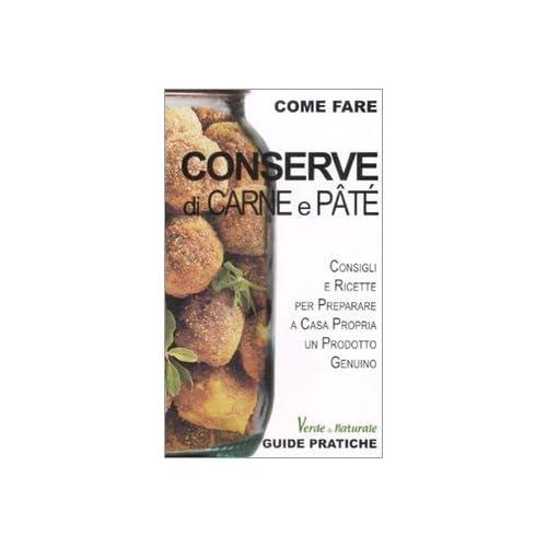 Conserve Di Carne E Patè