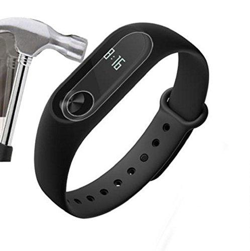 5PCS Películas protectoras Sannysis Protector de pantalla para Xiaomi Mi Band 2 (Pantalla LCD)