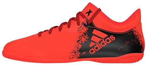 adidas Herren X 16.3 Court Fußballschuhe Rojo (Rojsol / Negbas / Rojsol)