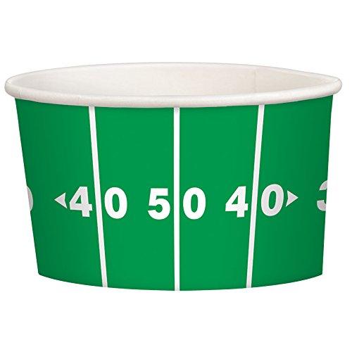 Amscan 439736 Party Supplies Paper Treat Cups Papierbecher plastik mehrfarbig