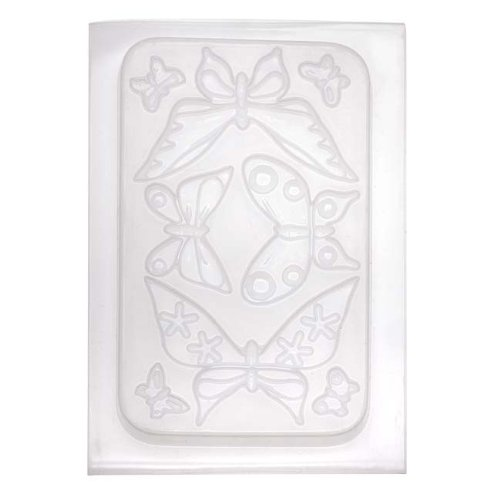 Resin Epoxy Mold For Jewelry Casting - Assorted Butterflies