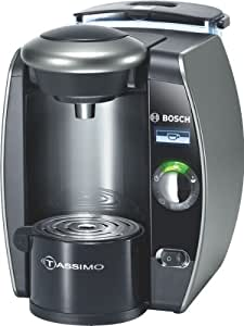 bosch tas6515gb tassimo beverage maker titanium cuisine maison. Black Bedroom Furniture Sets. Home Design Ideas