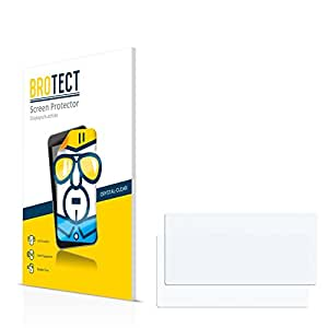 2x BROTECT HD-Clear Film Protection Graupner S7 HoTT Smartbox Protection Ecran - Transparent, Anti-Trace