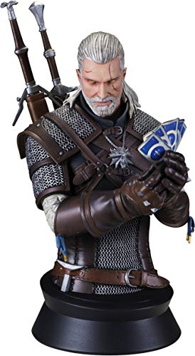 The Witcher 3000-442 - Figura de geralto, 3 cazas Salvajes