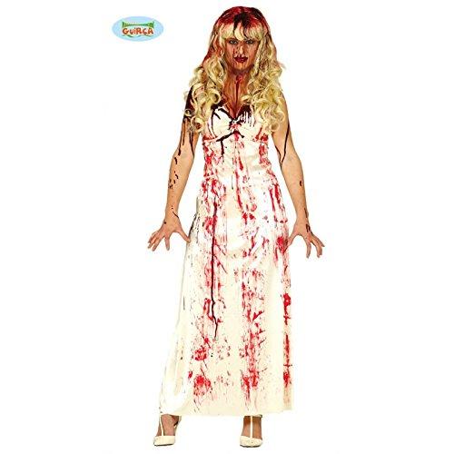 Zombie Schönheitskönigin für Damen Gr. M/L, (Ideen Kostüme Halloween College)