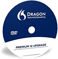 Dragon NaturallySpeaking Premium 12 Upgrade From V9 and Up without Headset (Old Version)