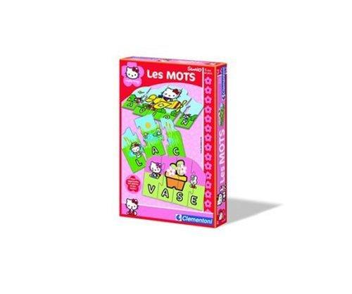 Imagen principal de Hello Kitty - Puzzle (versión en francés)