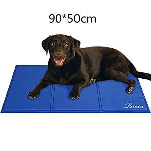 Lauva Dog Summer Bed Dogs Self Cooling Cool Mat Non Toxic