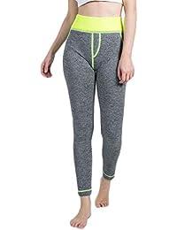ABCone ❤️ Leggings Sportivi Donna Donna Sport Yoga Eleganti A Vita Alta Stampare Moda Pantaloni Allenamento Palestra Athletic Fitness Leggings Donna Sport Pantaloncino Snellente Donna