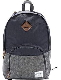 Animal Mens Clash Two Strap Backpack - Black Navy 23LTR 7bf74d149b9c3