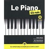 Le Piano pour les Nuls, grand format + CD, 2e éd.