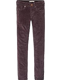 Scotch & Soda R'Belle Washed Rib Cord Pants, Pantalones para Niñas
