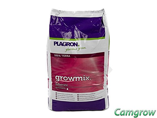 Plagron Grow-mix, enthält Perlite, 50 L