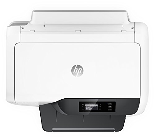 HP Officejet Pro 8218 Tintenstahldrucker (Drucker, HP Instant Ink, Duplex, WLAN, LAN, 500 Blatt Papierfach, HP ePrint, Apple Airprint, USB, 2400 x 1200 dpi) weiß - 5