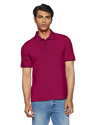 9d12424ec6 Puma Men's Polo (4056207735128_83323311_Small_Beet Red)