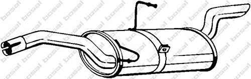 BOSAL 148-103 Kit d'Assemblage