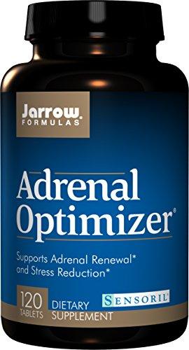 Jarrow Formulas Optimiseur Adrénal (Adrenal Optimizer) x120caps - Fatigue Adrénale