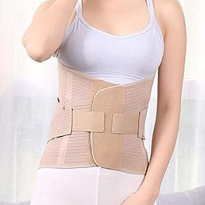 WM Taille Vergrößert Lendenwirbelsäule Unterstützung Lendenwirbelsäule Festen Schutz Gurt Volle Elastische Atmungsaktive Unterstützung Kunststoff Bauch Taille Umfang