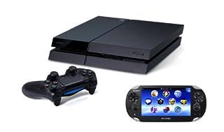 PlayStation 4 - Konsole inkl. PlayStation Vita Wi-Fi und PS Vita Mega Pack 1 (B00K6K6MK6) | Amazon price tracker / tracking, Amazon price history charts, Amazon price watches, Amazon price drop alerts