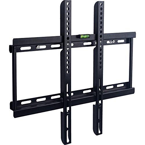 Top-Max TV-Wandhalterung, schlankes Design für LCD-, LED- & Plasma-TV, besonders robust, metall, schwarz, For 26-55inch