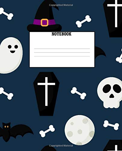 Clearance Halloween Inflatables - Notebook: Bring out your inner spooky