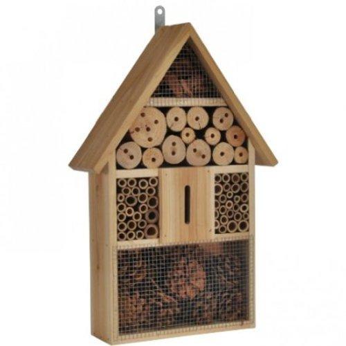 Insektenhotel Insektenhaus Nist und Überwinterung Bienen Marienkäfer Schmetterlinge u.a. nützliche Insekten , iapyx®