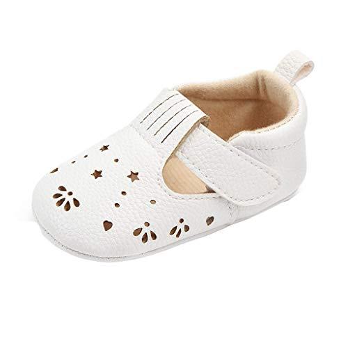 -3 Jahre altes Kleinkind rutschfeste Schuhe Weiche und Bequeme Hohle atmungsaktive kleine Sandalen ()