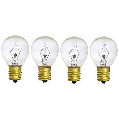 Major Brand Ersatz Leuchtmittel für Lava Lite 5025-6 25 Watt 14.5-inch lawalampen,4-bulbs -