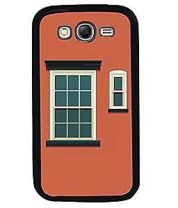 PrintVisa Metal Printed Pattern Designer Back Case Cover for Samsung Galaxy Grand Neo Plus I9060I-D4882