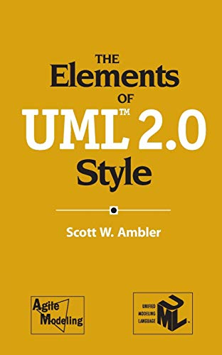 The Elements of UMLTM 2.0 Style