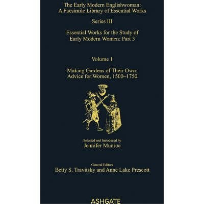 [Gender and the Garden in Early Modern English Literature] (By: Jennifer Munroe) [published: July, 2008]