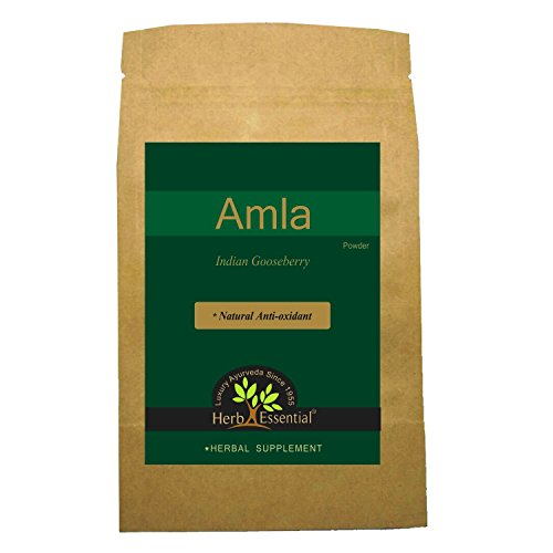 Herb Essential Pure Amla (Indian Gooseberry) Powder 100g