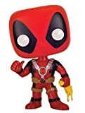 "Deadpool Marvel Pop! Vinyl figure ""Rubber Chicken"" Deadpool"