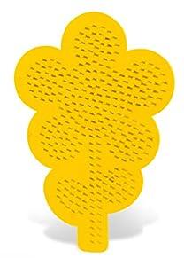 SES Creative - Cuentas para planchar de flores, multicolor (06092)