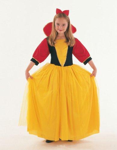 GIRLS GOLDEN HIGH SEAS PIRATE FANCY DRESS (Girls Golden Kostüm)