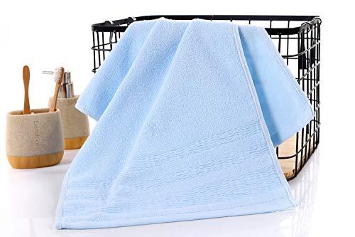 Loosmd asciugamano in cotone di alta qualità, a, asciugamano in puro cotone egiziano - zero twist