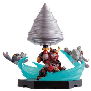Betting The Movie Gurren Lagann H Award spiral force collection Gurren single item most (japan import)